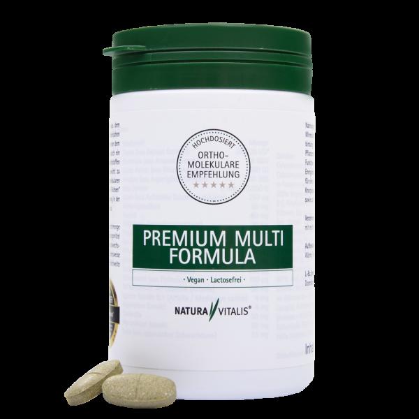 Premium Multi Formula - 120 Presslinge