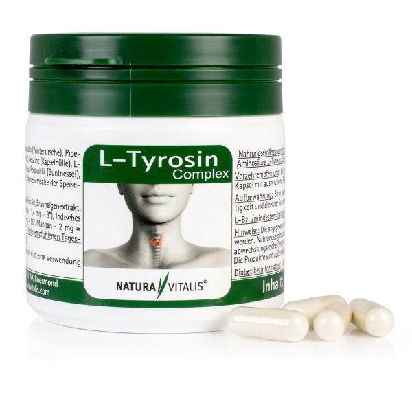 L-Tyrosin Complex - 120 Kapseln