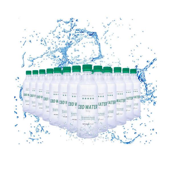 CBD Water - 24er Pack
