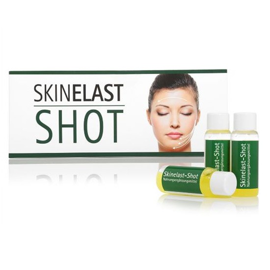 SkinElast Shots - 14 Ampullen (je 30ml) für 14 Tage