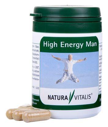 High Energy Man - 60 Kapseln
