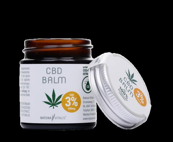 CBD-Balm - 3% CBD - 30ml