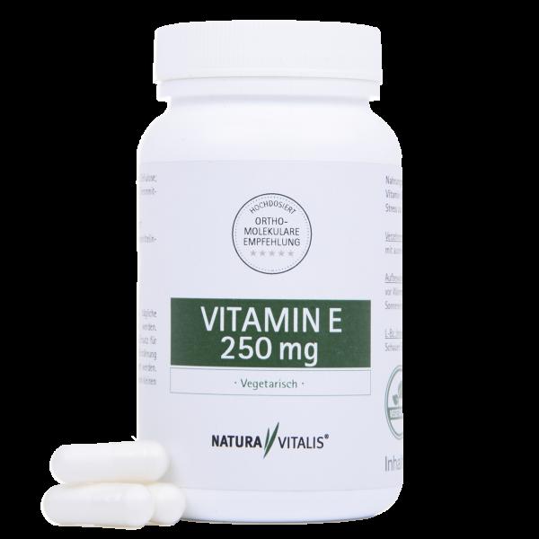 Vitamin E - HOCHDOSIERT - 90 Kapseln
