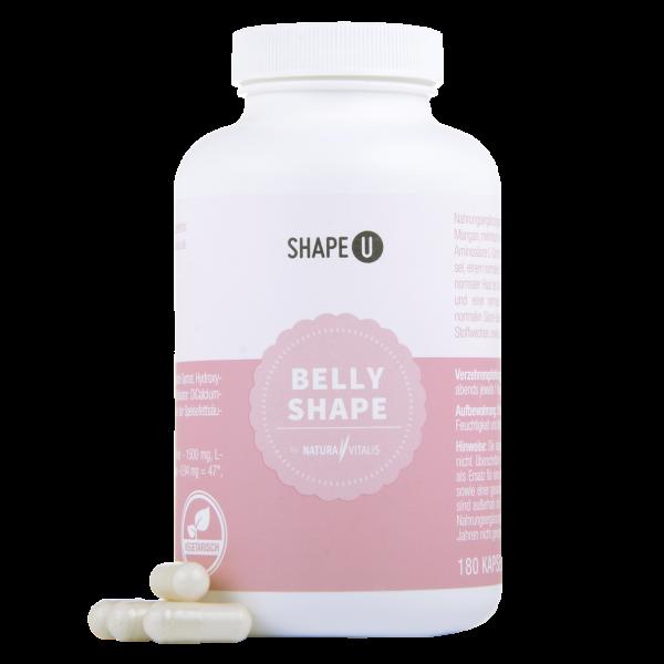 Shape U Belly Shape - 180 Kapseln