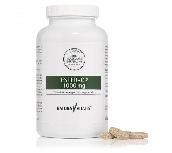Ester-C mit 1000mg hochdosiertem Vitamin C