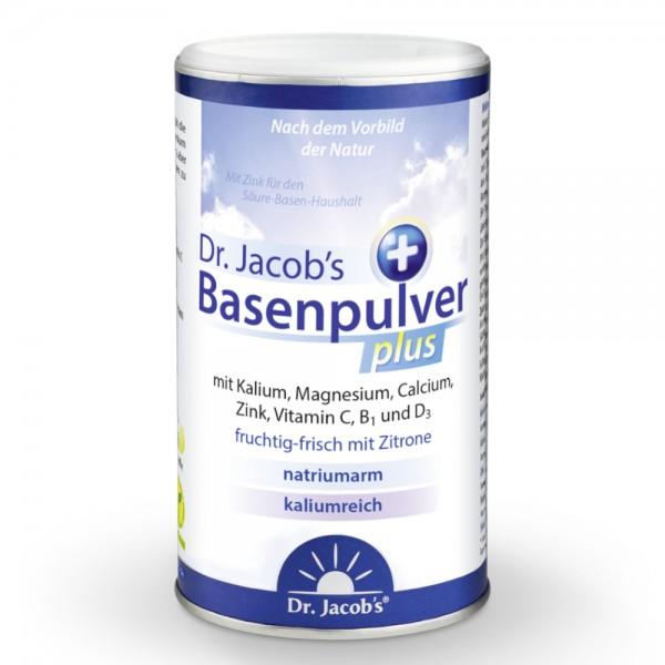 Dr. Jacob's Basenpulver plus - 300 g