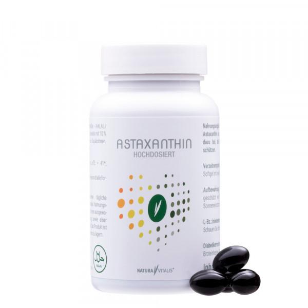Astaxanthin hochdosiert - 90 Softgels