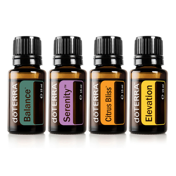 doTERRA Stimmungs-Management-Set 4x15ml