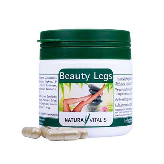 Beauty Legs - 120 Kapseln