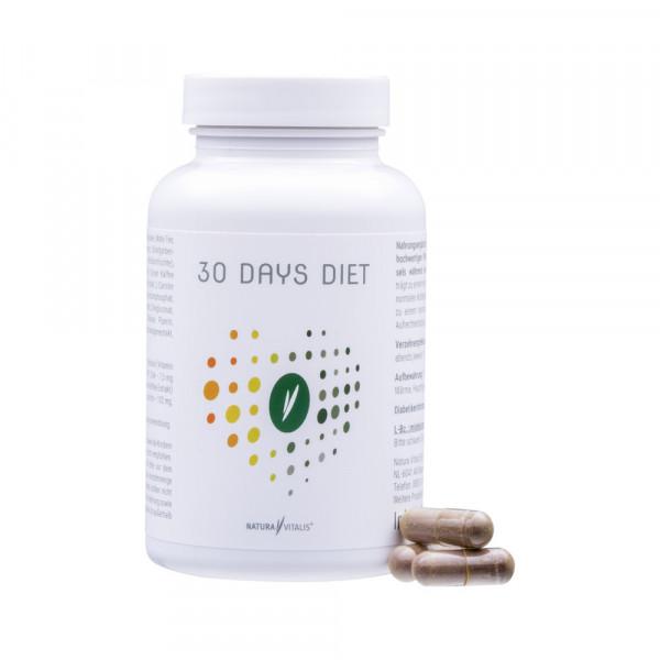 30 Days Diet - 90 Kapseln