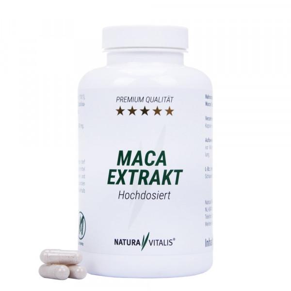 Maca Extrakt - 240 Kapseln