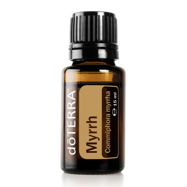 dōTERRA Myrrh (Myrrhe)