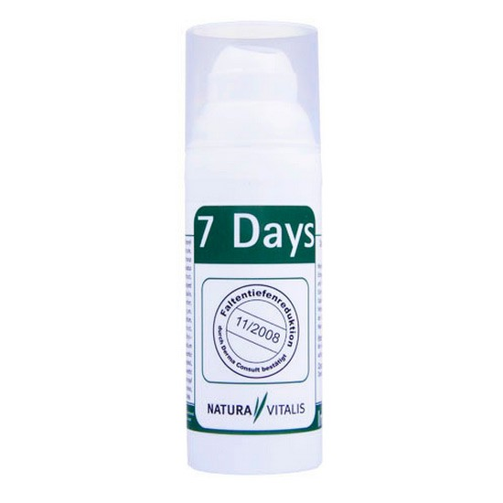 7 Days - sichtbare Ergebnisse bereits nach 7 Tagen