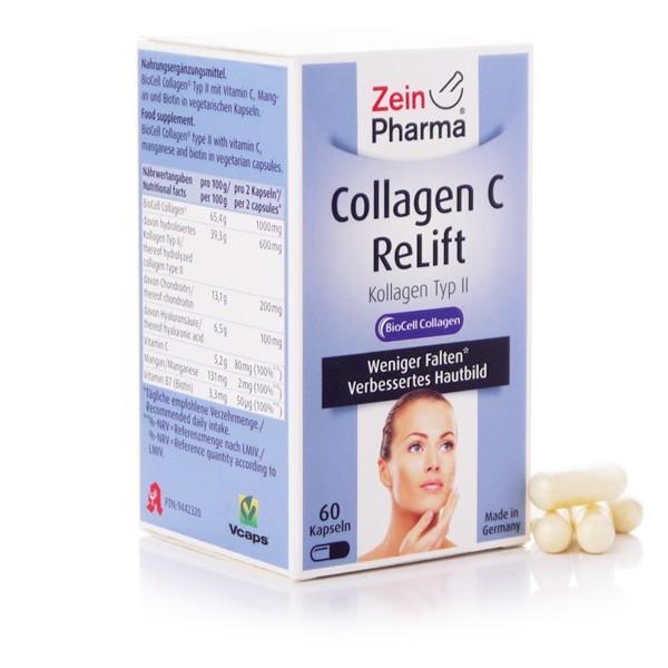 Collagen C ReLift 60 Kapseln