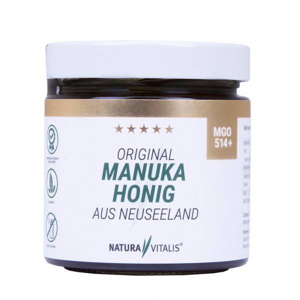 Original Manuka Honig MGO 514+ (500g)
