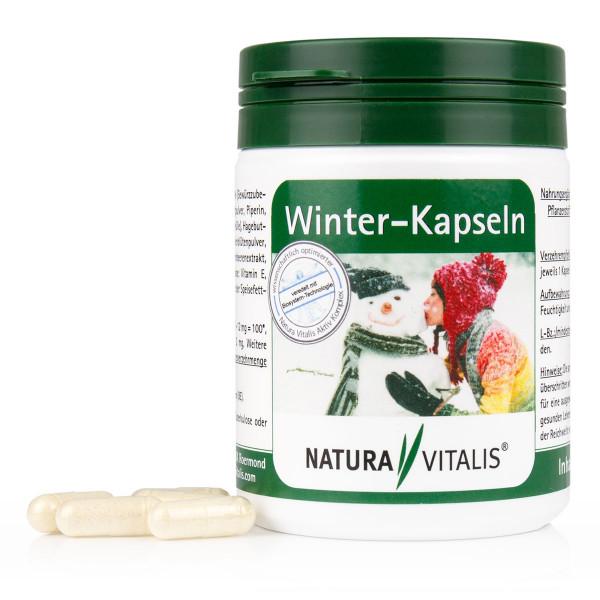 Winter-Kapseln - 180 Kapseln