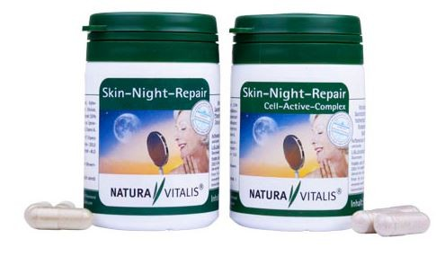 Skin-Night-Repair - 2x 60 Kapseln