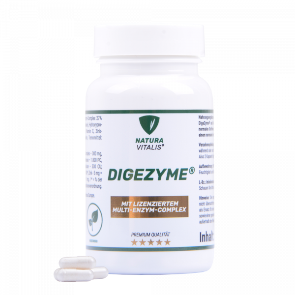 Digezyme - 60 Kapseln