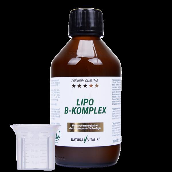Lipo B-Komplex - 250ml