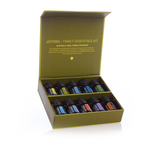 doTERRA Family-Essentials-Kit (Familien-Essentials-Set)