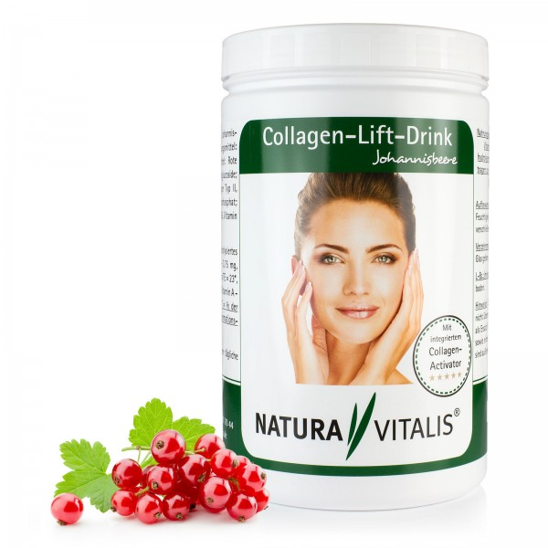 Collagen-Lift-Drink (600g) mit Activator