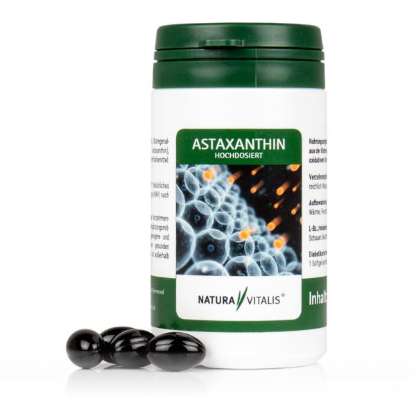 Astaxanthin hochdosiert - 60 Softgels