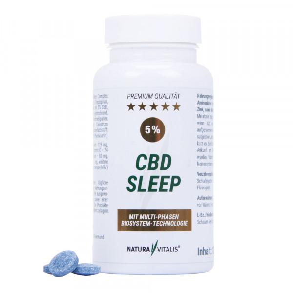 CBD Sleep - 120 Presslinge