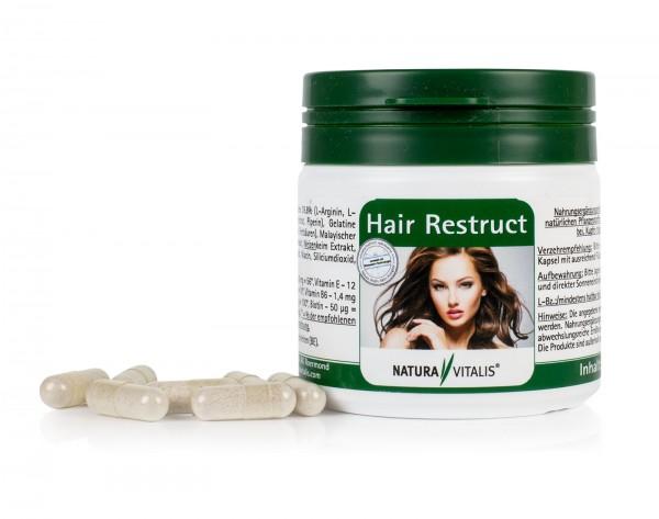 NATURA VITALIS Hair Restruct - 120 Kapseln