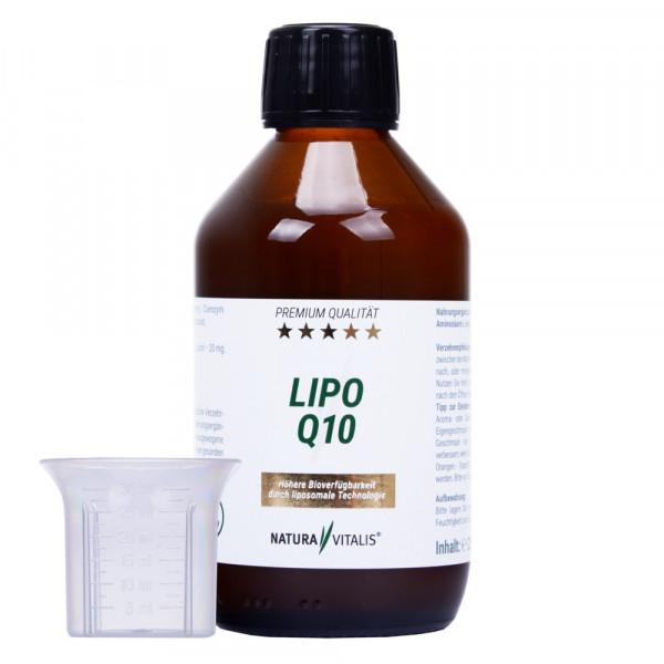 Lipo Q10 hochdosiert - 250ml