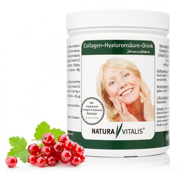 Collagen-Hyaluronsäure-Drink - 800g für 80 Tage