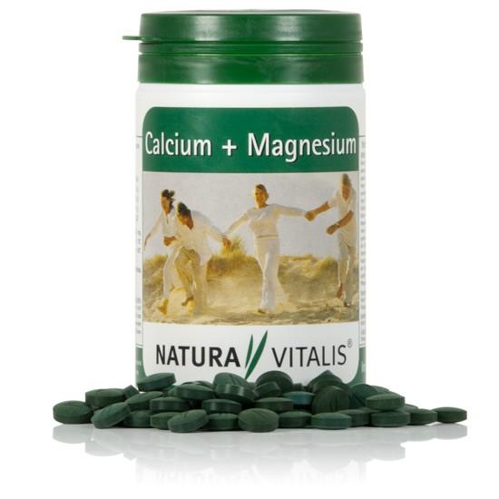 Calcium + Magnesium - 400 Presslinge