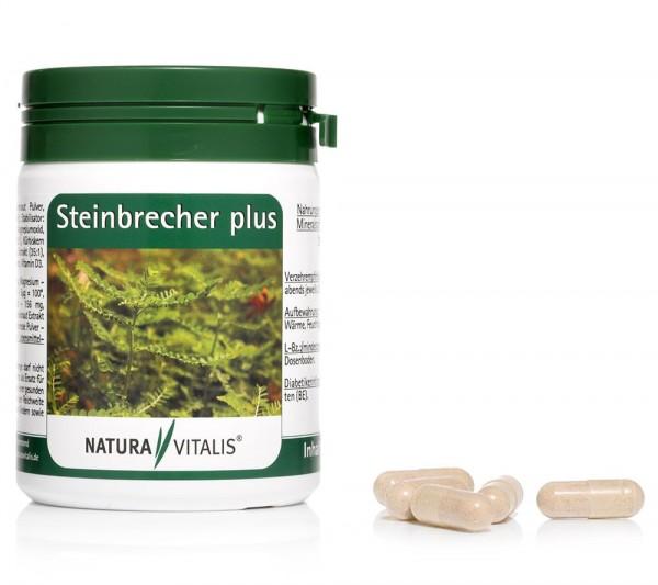 Steinbrecher plus - 120 Kapseln