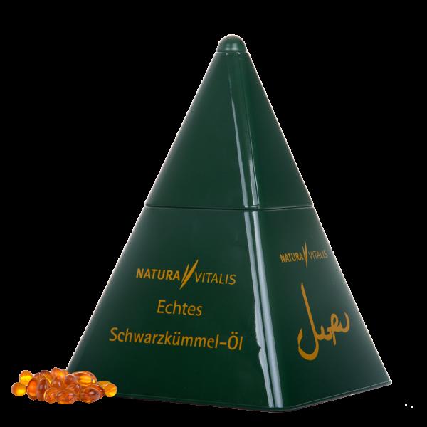 Ägyptisches Schwarzkümmelöl (1250 Kapseln)
