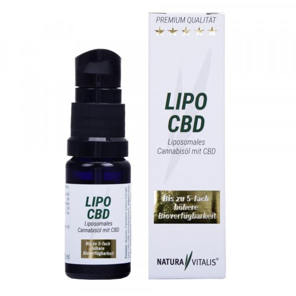 Lipo CBD 4% - 10ml