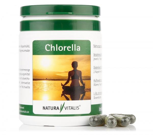 Chlorella - 120 Kapseln