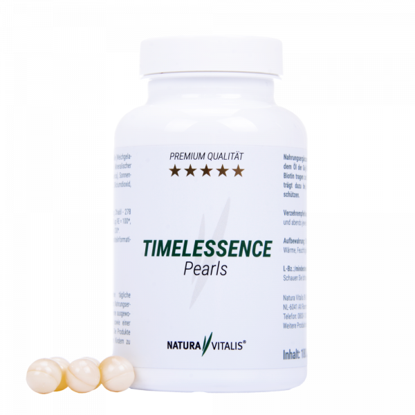TIMELESSENCE Beauty-Oil-Pearls - 180 Softgels