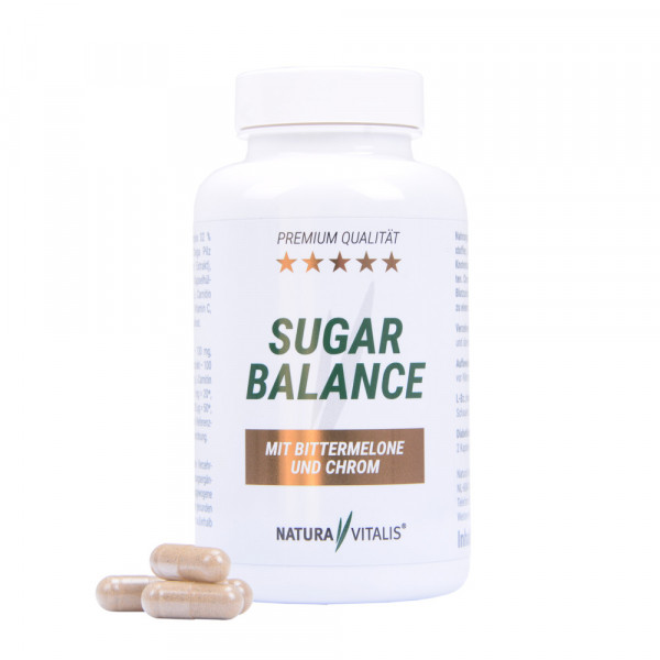 Sugar Balance - 120 Kapseln